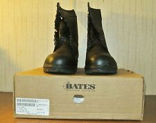 Bates Military Steel Toe Combat Boots Ansi 75 Black 16R 16 Regular NIB