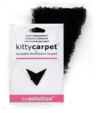 Kitty Carpet - Merkin Downstairs Wig Toupee White Elephant Gift Stocking Stuffer