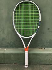 New listing Babolat Pure Strike 100 2017 4-1/8 (L1, #1) Tennis Racquet