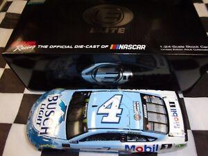Kevin Harvick #4 Busch Light Mobil 1 2018 Fusion Action 1:24 scale NASCAR ELITE