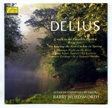 DELIUS A Walk to the Paradise Garden, Brigg Fair, etc. BARRY WORDWORTH - CD
