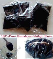 100% Pure Himalayan Shilajit Paste Asphaltum Mumio Mumiyo Mumijo Silajit МУМИЕ