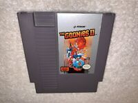 The Goonies (Nintendo Entertainment System, 1986) NES Authentic Game Excellent!