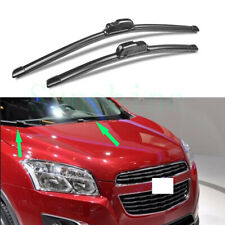 2x For Chevrolet Trax 2014-2016 Car Front Window Windscreen Wiper Blades Kits