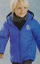 86 Jungen-Winterjacken mit Kapuze