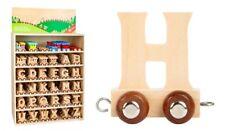 Diverse Lettera in legno Vagone Trenino per Bambini stanzetta H