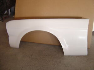 1964-1966 FORD MUSTANG FENDERS (PAIR)