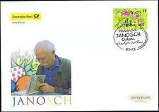 BRD 2013: Ostern! Janosch-Gemälde! Post-FDC der selbstklebenden Nr. 2996! 1603