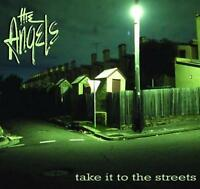THE ANGELS (w/ Dave Gleeson Vocal) Take It To The Streets 2CD NEW Limited Edtn