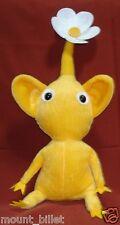 "Handmade 12"" PIKMIN 2 Plush Doll Yellow Flower Great XMAS GIFT"