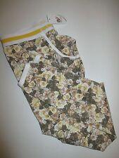 legging long john collant motif floral L