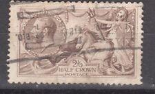 Uk-Great Britain-1912/1922-Edward Vii- 2/6Sh.- Brown-Y&T nr.153-used stamp