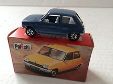 Polistil Renault 5L Italy 1977 Mint Boxed