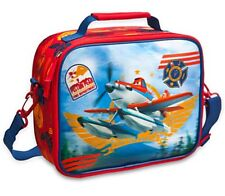 Disney Store Planes Fire & Rescue Lunch Box Insulated Bag Tote