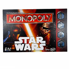 Star Wars Monopoly 2015 Complete