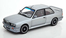 1/18 BMW E30 M3 1990 Silver Diecast Model Car By Solido