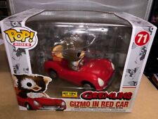 New Funko POP! Vinyl Rides Gizmo in Red Car #71 Gremlins Movies -Hot Topic