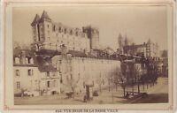 Château Da Pau Vintage Albumina Ca 1880