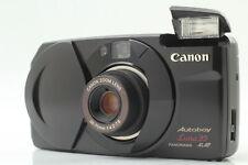 [Near MINT] Canon Autoboy Luna 35 Black Point & Shoot Film Camera From JAPAN