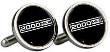 Triumph 2000 MK2 Logo Cufflinks and Gift Box