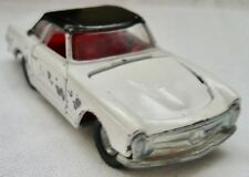 MINI DINKY TOYS HONG KONG MERCEDES 230 SL SCALE 1/64