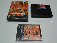 Burning Fight SNK Neo-Geo AES Japan VGOOD