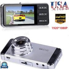HD 1080P 2.7'' LCD Vehicle Car Video Recorder Camera Dash Cam DVR G-Sensor VP