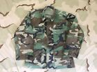 VINTAGE US ARMY CAMO BDU SHIRT NAMED CAPTAIN 1ST CAVALRY PATCH JUMP WINGS