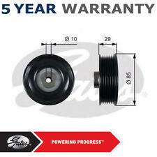 Gates V-Ribbed Belt Tensioner Pulley For Toyota Auris Avensis 1.4 1.6 T36448