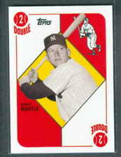 2007 Topps Wal Mart #wm7 Mickey Mantle