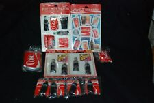 Vintage Coke-Cola Magnets And Other Collectibles