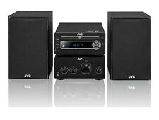 JVC UX-D750 100W MICRO HIFI STEREO AMP DAB CD WIRELESS BLUETOOTH 4.0 NFC USB