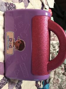 doc mcstuffins Plastic Doctor Bag