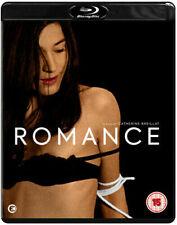 ROMANCE (1999) Catherine Breillat, Second Sight, UK BLU RAY - EXCELLENT CON