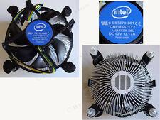 Ventilateur Intel E97379-001  DC12V 0.17A LGA 1155/1156 i3 i5 i7 4 Pins