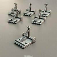 6 pcs cars for Dungeons & Dragon D&D Nolzur's Marvelous Miniatures figure