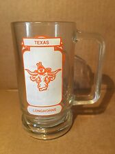 Hook Em Horns Vintage Bevo Texas Longhorns Mug