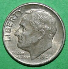 US Roosevelt Silver Dimes Price per Each coin 1946-P 1947-P 1948-P ck Inventory