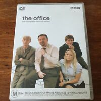 The Office UK the Complete Second Series DVD R4 Like New! FREE POST
