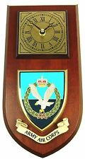 AAC ARMY AIR CORPS  CLASSIC HAND MADE TO ORDER WALL CLOCK
