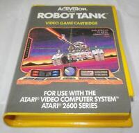 Robot Tank Atari 2600 PAL *Complete*