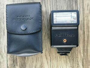 Pentax AF200S flash gun for ME-Super P30 P50 Z1 MZ-M Program A camera tested