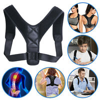 Back Posture Corrector Back Support Brace Shoulder Pain Relief For Women and Men