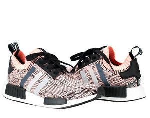 Adidas NMD_R1 PK Primeknit Pink Women's Running Shoes BB2361