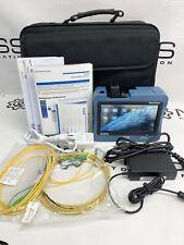 Exfo Max 715b M1 Ea Rf Maxtester Iolm Sm 1310 1550 Sc Lc Otdr Network Analyzer