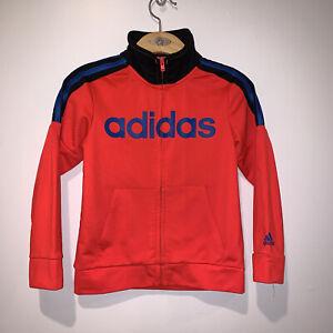Adidas boys athletic zippy size 5