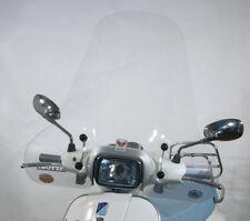 PARABREZZA ISOTTA X PIAGGIO VESPA S 50 DAL 2007 COD.E360 COMPLETO DI ATTACCHI