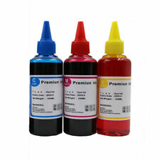 300ml Color Bulk Refill Ink  for HP 301 302 deskjet 2630 2632 envy 5030
