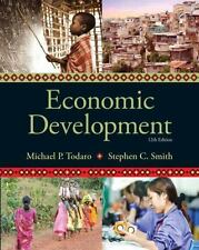(Electronic Book) Economic Development,12th edition by Michael P. Todaro