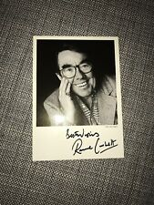 RONNIE CORBETT (THE TWO RONNIES) SIGNED PHOTO Autograph
